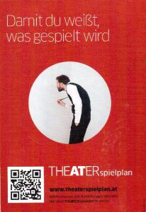 theaterspielplan - damit du weisst was gespielt wird