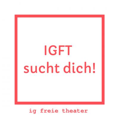 Arbeitstraining IG Freie Theater Volontariat